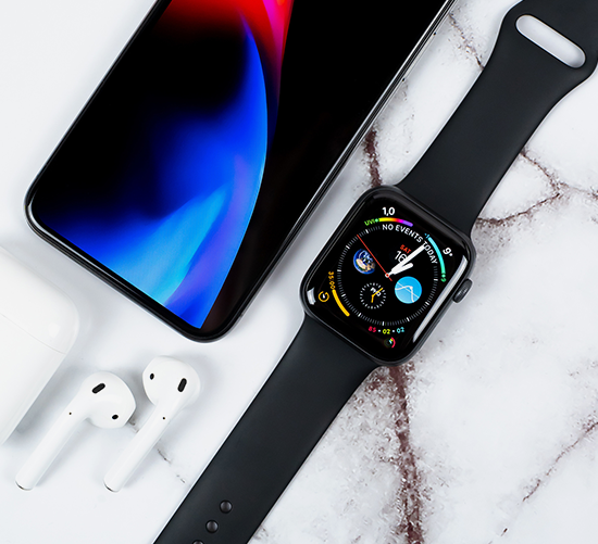 New apple watch with<br /> watchOS 6