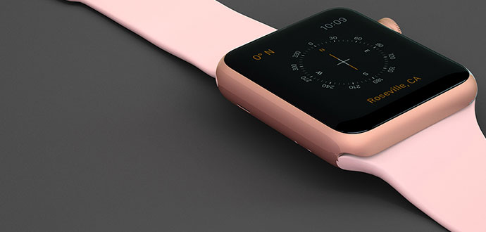 New apple watch<br /> series 4