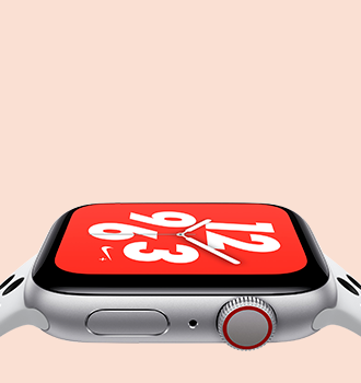 iWatch S4<br /> Fastest performance