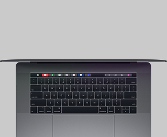 Macbook Pro 2019with touchbar