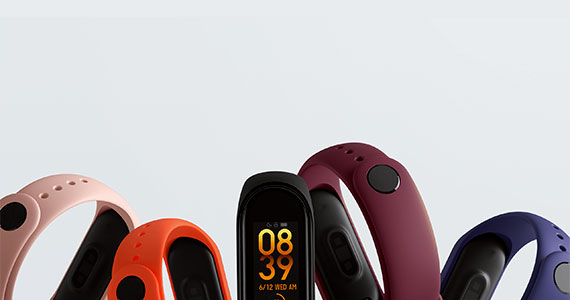 Xiaomi Mi Band - HRX Edition