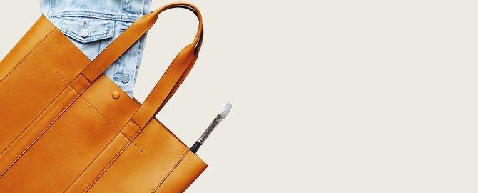 Modern Leather Bag